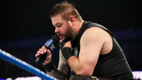 Kevin Owens faced Kofi Kingston in a MITB Rematch