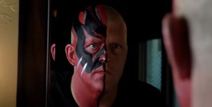 Could Dustin Rhodes defeat his younger brother?