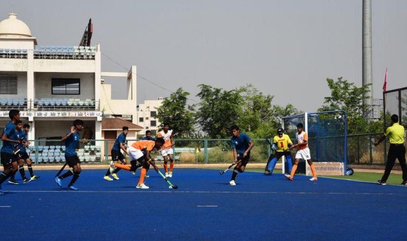 Hockey Maharashtra and Hockey Karnataka