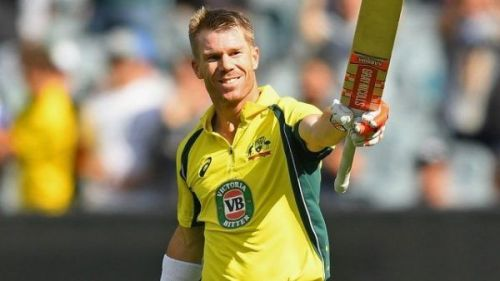 David Warner can destroy any opposition on his day.