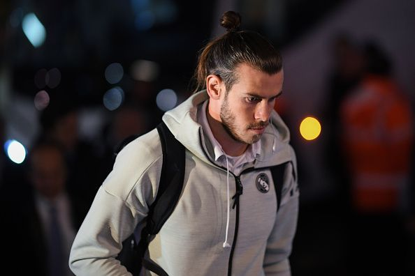 Gareth Bale has cut a frustrated figure at Real Madrid this season