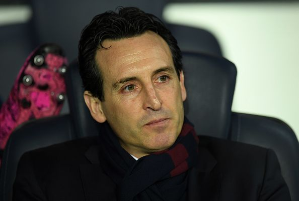 Unai Emery lost his job at PSG after failing to deliver the UCL