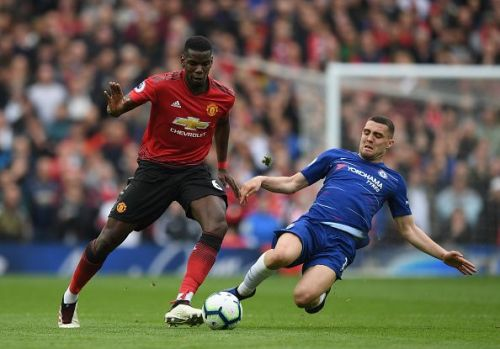 Pogba could apparently fetch a fee of around £130m if United decide to sell