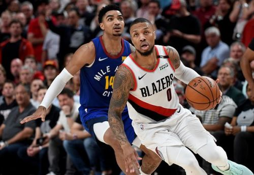 The Blazers will be in Denver to take on the Nuggets in Game 7 of the WSF