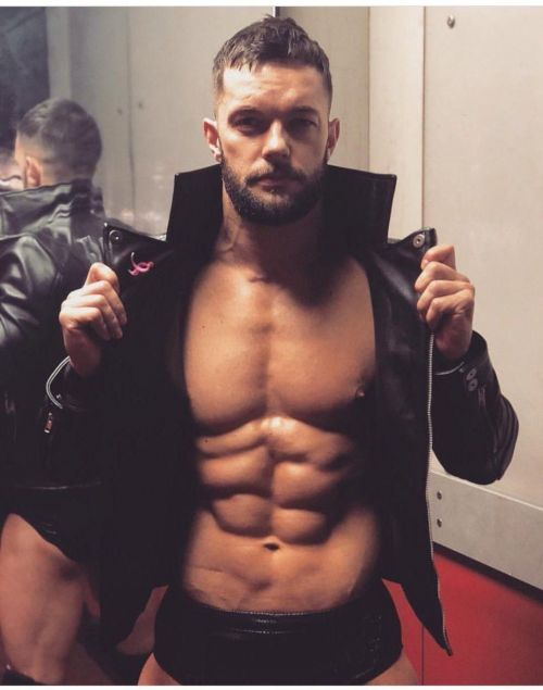 Finn Balor is one of the fittest Stars in WWE at the moment