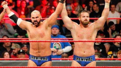 The revival leaving wwe