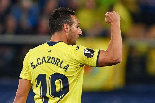 Cazorla won the battle against a career-threatening injury
