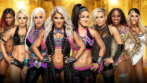 Women's Money In The Bank Ladder Match 2019