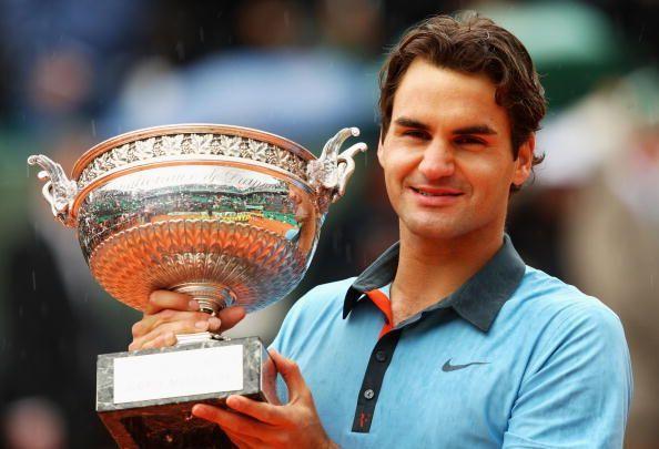 2009 French Open Champion: Roger Federer
