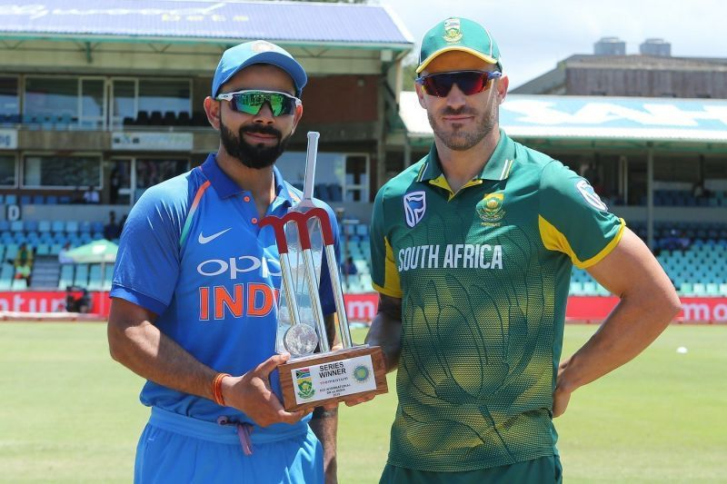 India will be taking on the Proteas