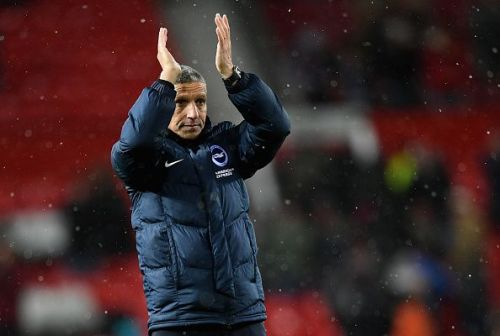 Chris Hughton's time at Brighton has come to an end