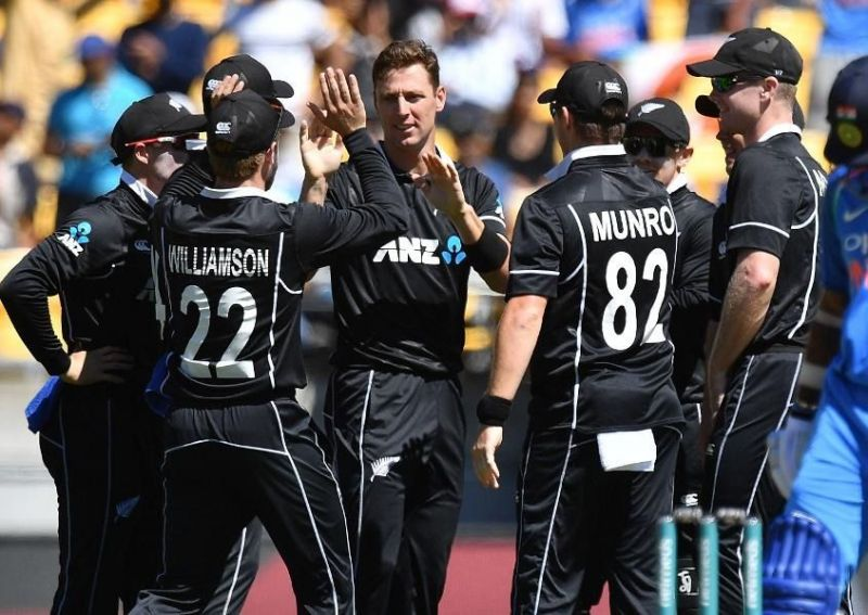 New Zealand Team will be looking to make it to the knockouts this year again