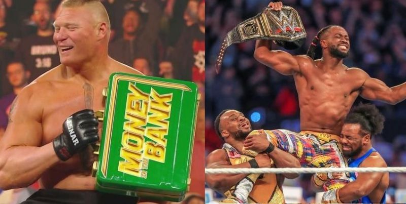 Lesnar could make an attempt on the WWE Championship