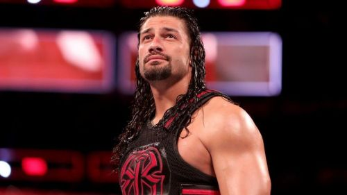 Roman Reigns made it clear that it's his yard and he owns it!