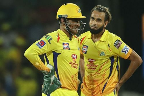 Kumble has also has picked Dhoni as captain and wicket keepe