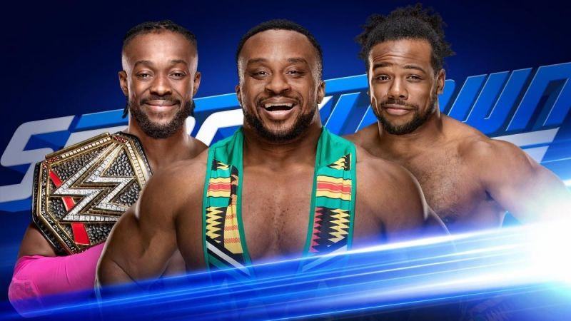 Big E will return to SmackDown tonight!