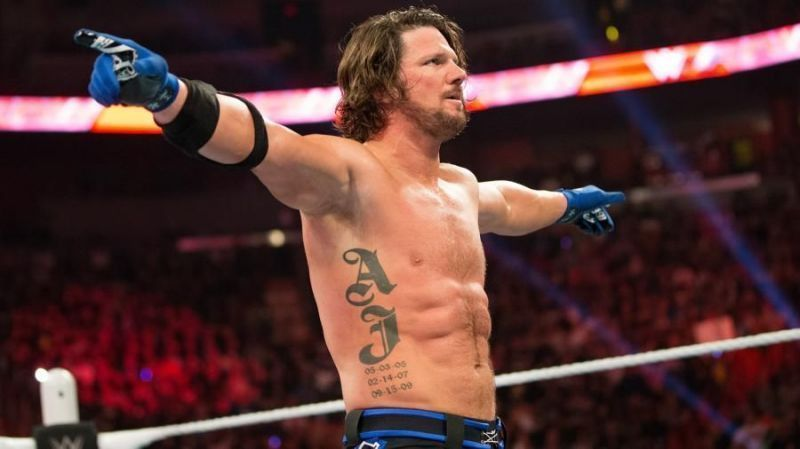 AJ Styles could turn heel on May 19.