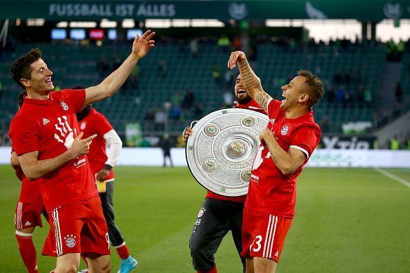 Bayern Munich - Bundesliga 2018-19 Champions