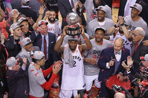 Toronto Raptors have reached their first NBA Finals