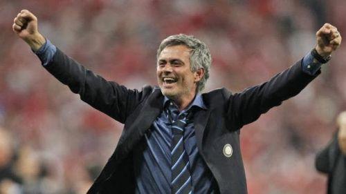 Jose Mourinho led Inter Milan to the treble in 2010