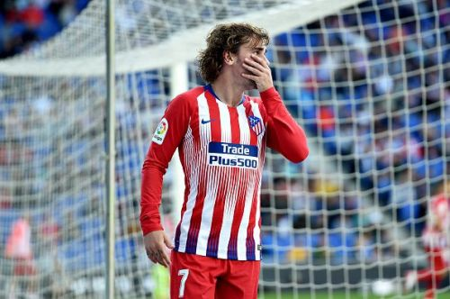 Barcelona have been linked with Griezmann