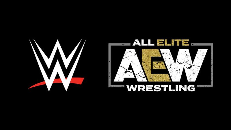 Image result for aew wwe logo