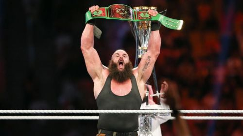 Braun Strowman won the 2018 Greatest Royal Rumble