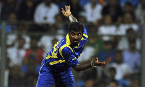 Does Muralitharan make it to the list?
