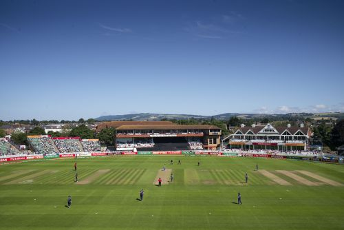 County Ground, Taunton will host three matches of the 2019 ICC Cricket World Cup.