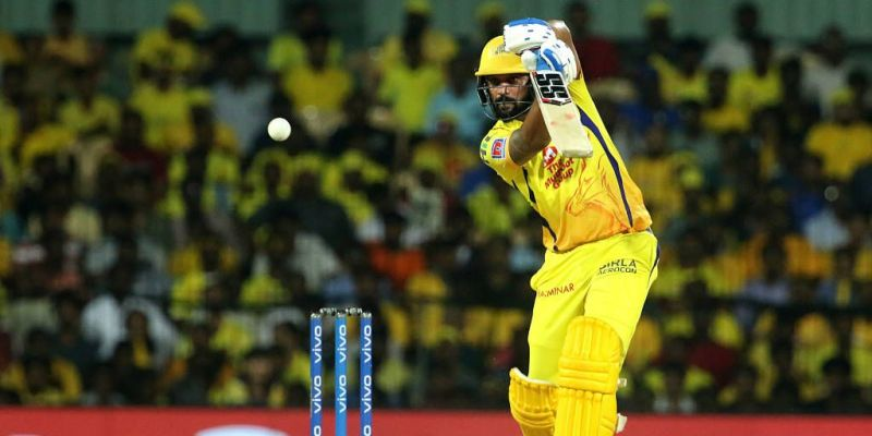Murali Vijay dosent get a Chance to prove in this IPL.