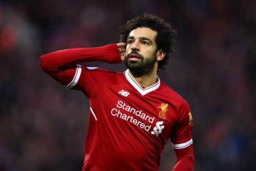 Mohamed Salah won the Liverpool Player of the Season award last year