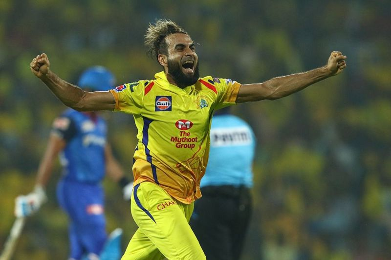 Imran Tahir - The second highest wicket-taker (Image Courtesy IPL T20.Com/BCCI)