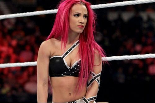 Are the rumors of Sasha being in the MITB are true?