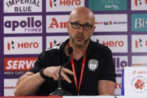 Northeast United manager Eelco Schattorie might be at the helm of Kerala Blasters if negotiations between both the parties run smoothly