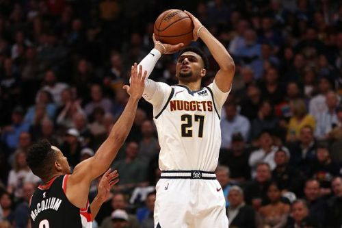 Jamal Murray has been playing at an elite level for the Nuggets