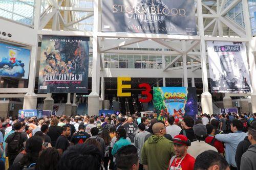 E3 still draws the crowds