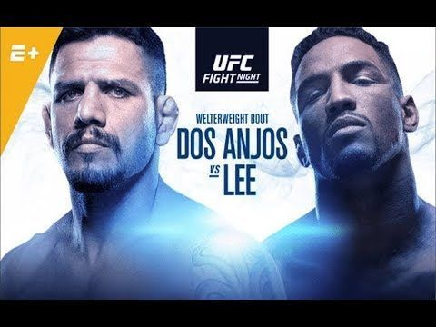 Rafael Dos Anjos and Kevin Lee clash in this weekend's main event