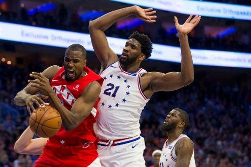 Toronto Raptors v Philadelphia 76ers - Game Four