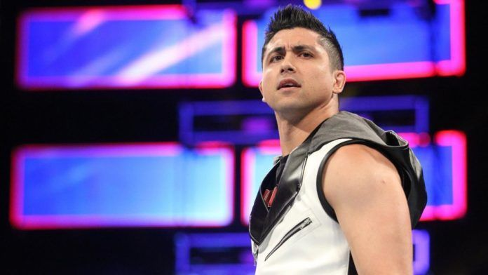 TJP left WWE earlier this year