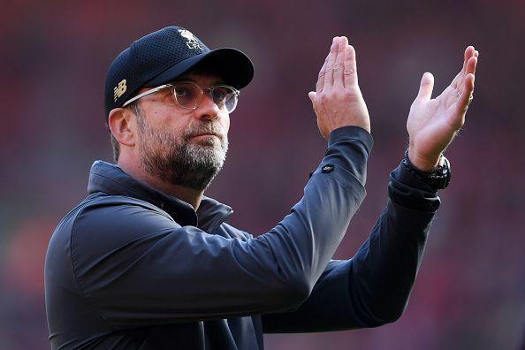 Jurgen Klopp failed to guide Liverpool to Premier League glory.
