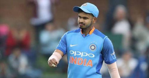 Shreyas Iyer caption for India-A Team