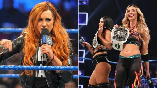 Becky Lynch has no plans to team with Charlotte Flair again