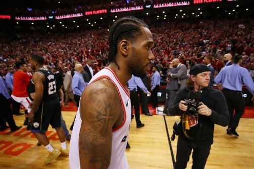 Kawhi Leonard has led the Toronto Raptors to their first ever NBA Finals