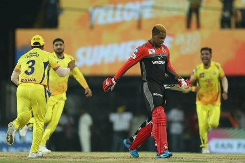 Shimron Hetmyer has scored just 15 runs in the first four matches of his IPL career