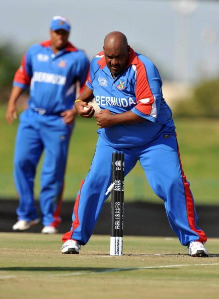 Kenya v Bermuda - ICC Mens Cricket World Cup Qualifier