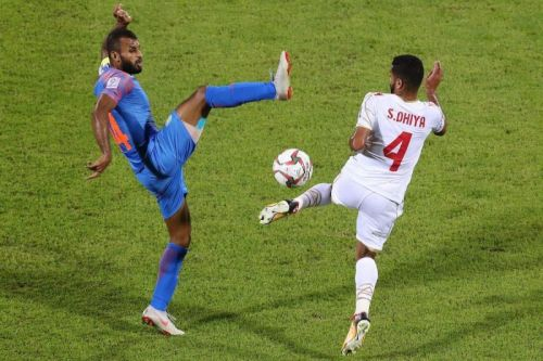 Pronay Halder was one of India's captains at the Asian Cup