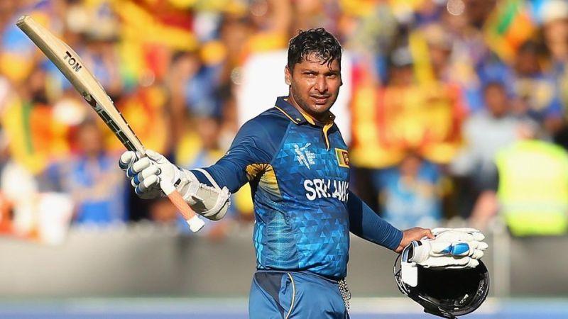 Kumar Sangakkara was in great form.