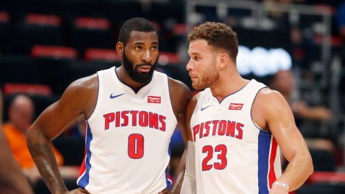 Detroit got swept by the Pistons in the first round of the playoffs.