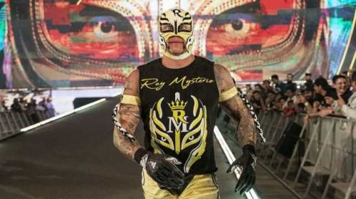 Rey Mysterio is one of WWE's greats!