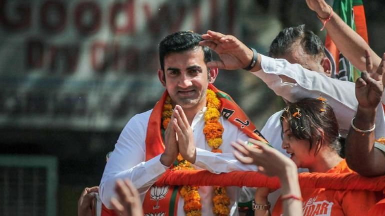 Many Indian cricketers have switched to politics after retirement (Image Courtesy: Economic Times)